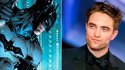 The Batman con Robert Pattinson