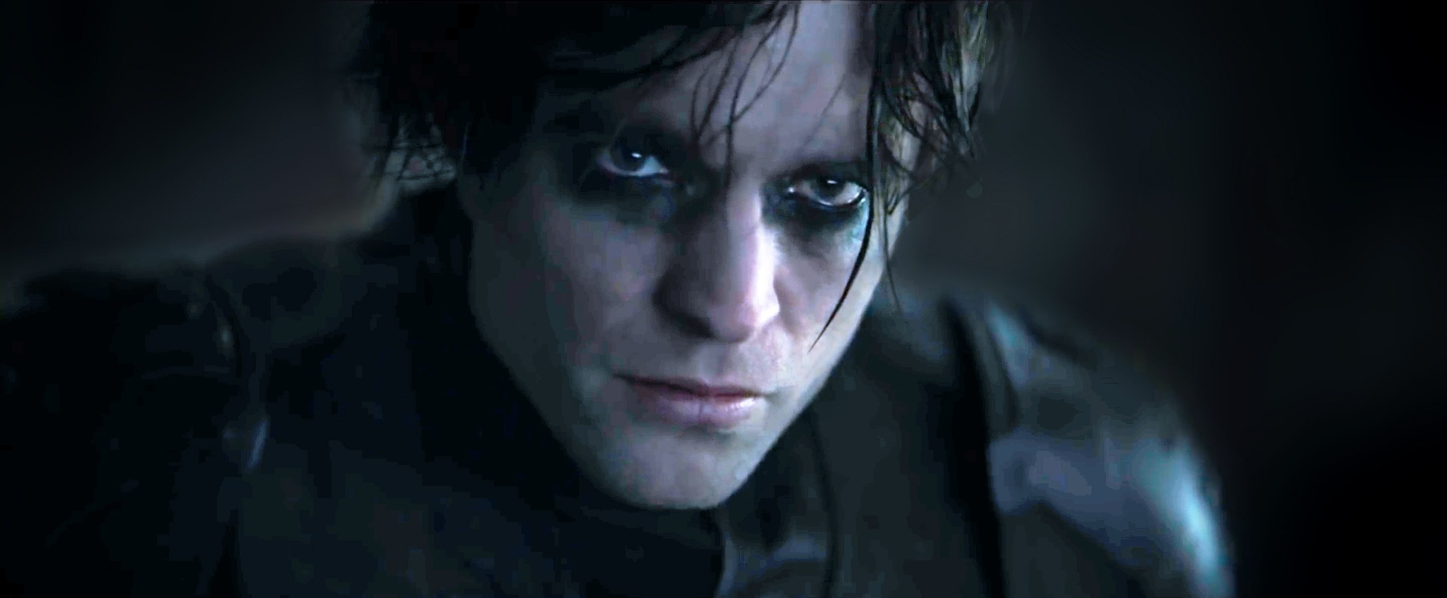 Watch Robert Pattinson as Batman in in the First 'The Batman' Trailer