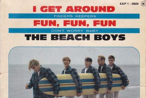 the beach boys, 1964, capital records