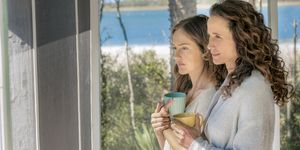 the beach house hallmark channel movie - mary alice monroe