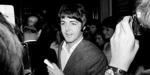 Paul McCartney.The Beatles documental Peter Jackson.