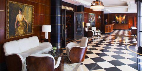Gli alberghi con le collezioni d'arte più belle del mondo