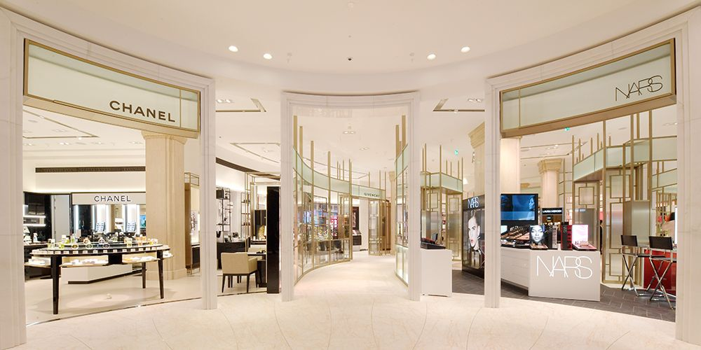 The New Harrods Beauty Hall Is A Wonderland For Beauty Lovers