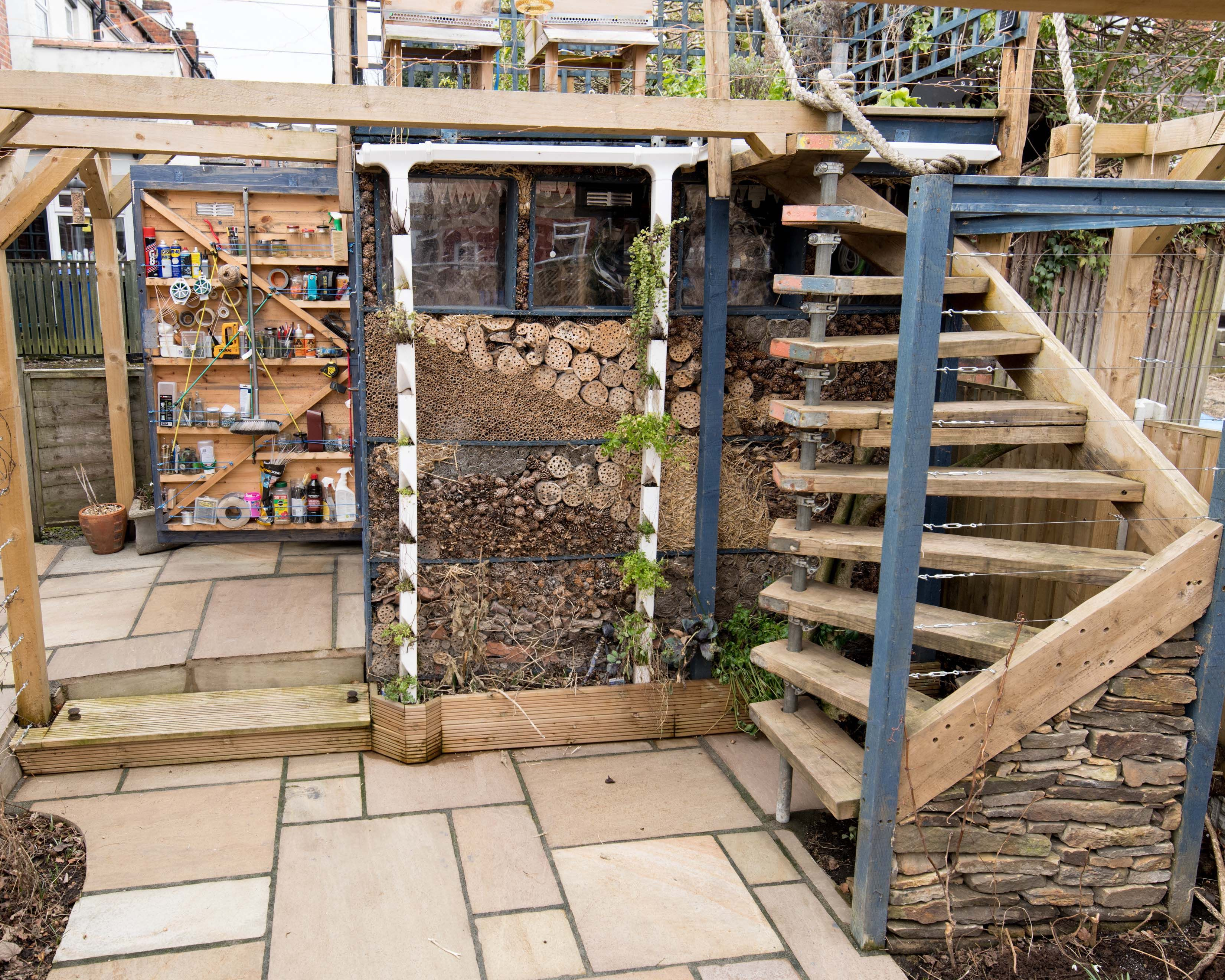 The Bee Eco Shed - Eco Finalist