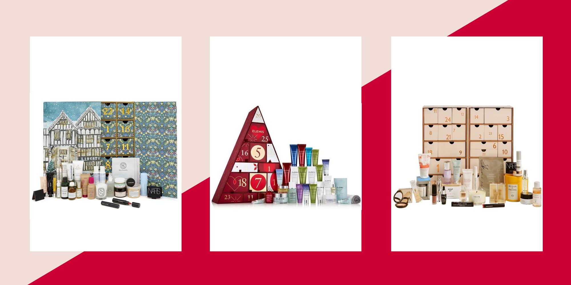 These beauty advent calendars are still on sale