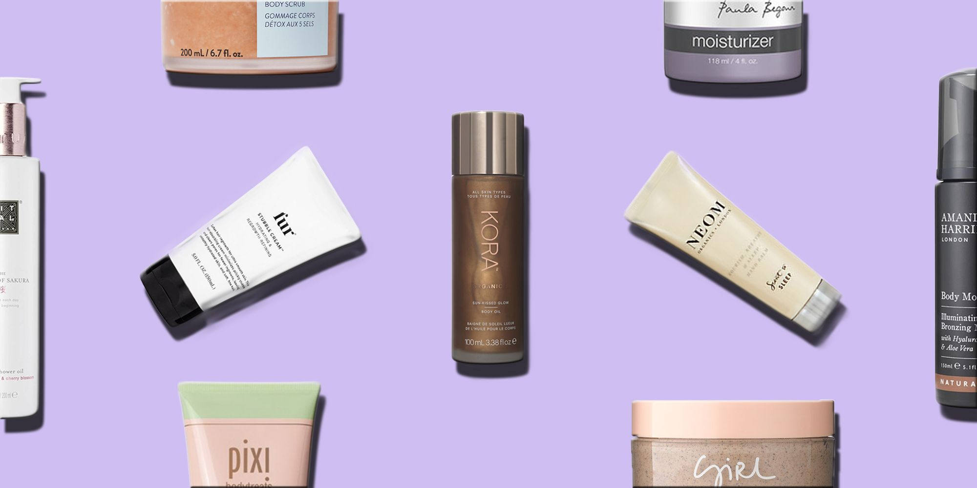 13 Next-Gen Body Products To Start Using In Time For Summer
