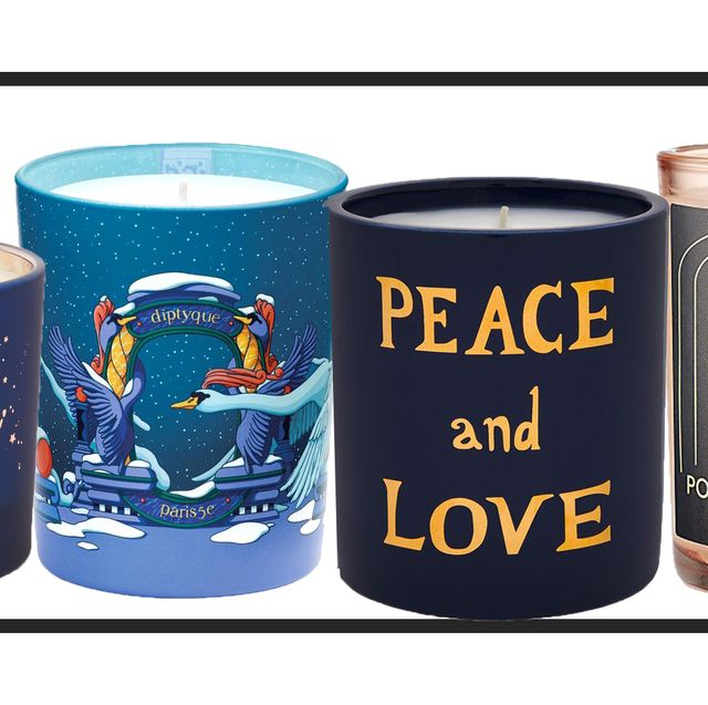 best christmas winter candles