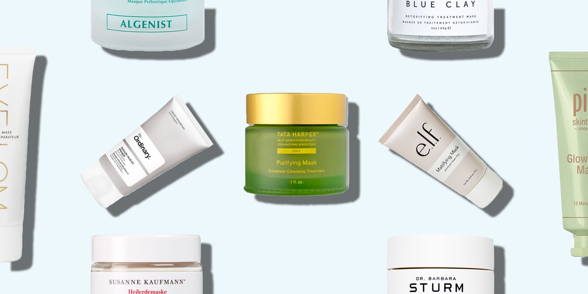 The Best Clay Face Masks For Your Clearest Skin Ever