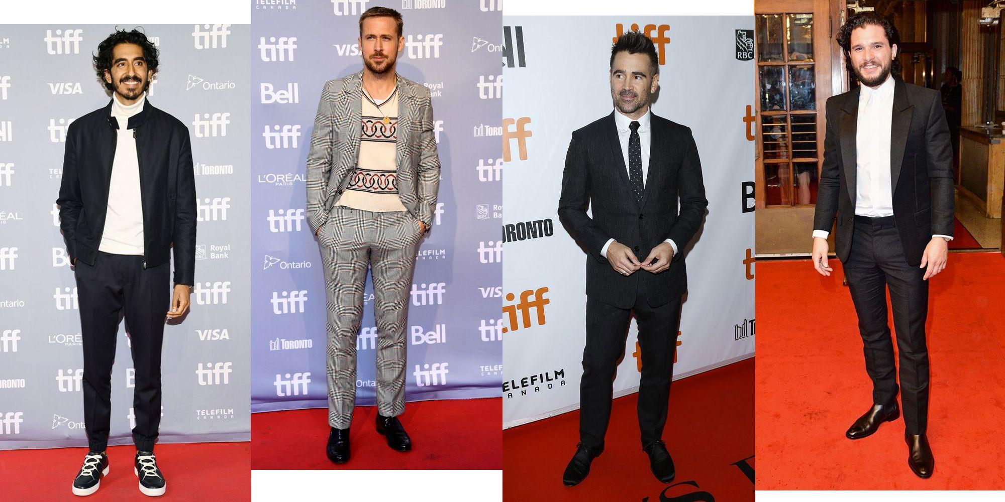 the best-dressed men of the week