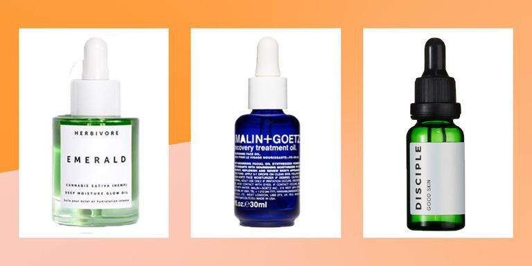 Here's how to find the best face oil for your skin type