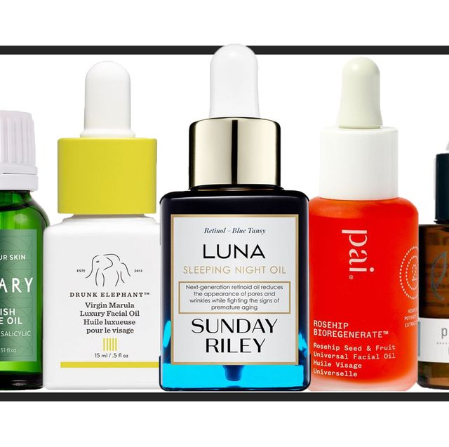 oils for combination skin