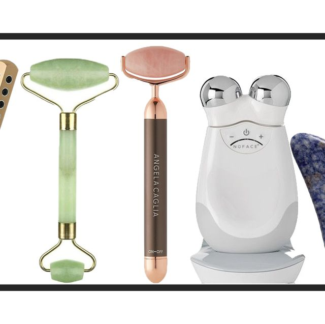 the best face massage tools 2021
