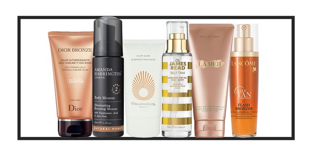 34a70c52 Best Fake Tan: 11 Self-Tanning Lotions, Mists, Oils and Serums