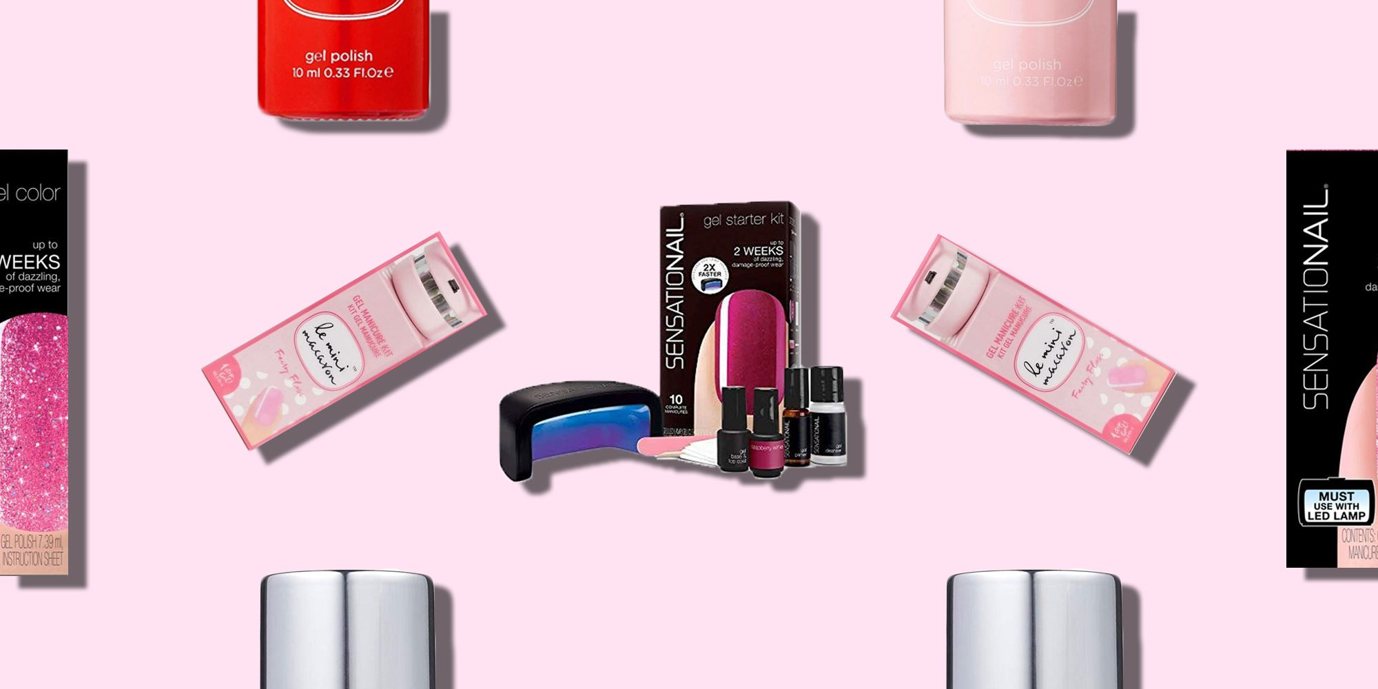 The 4 Best Gel Nail Kits For A Diy Manicure