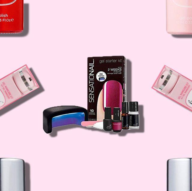 the best gel nail kits