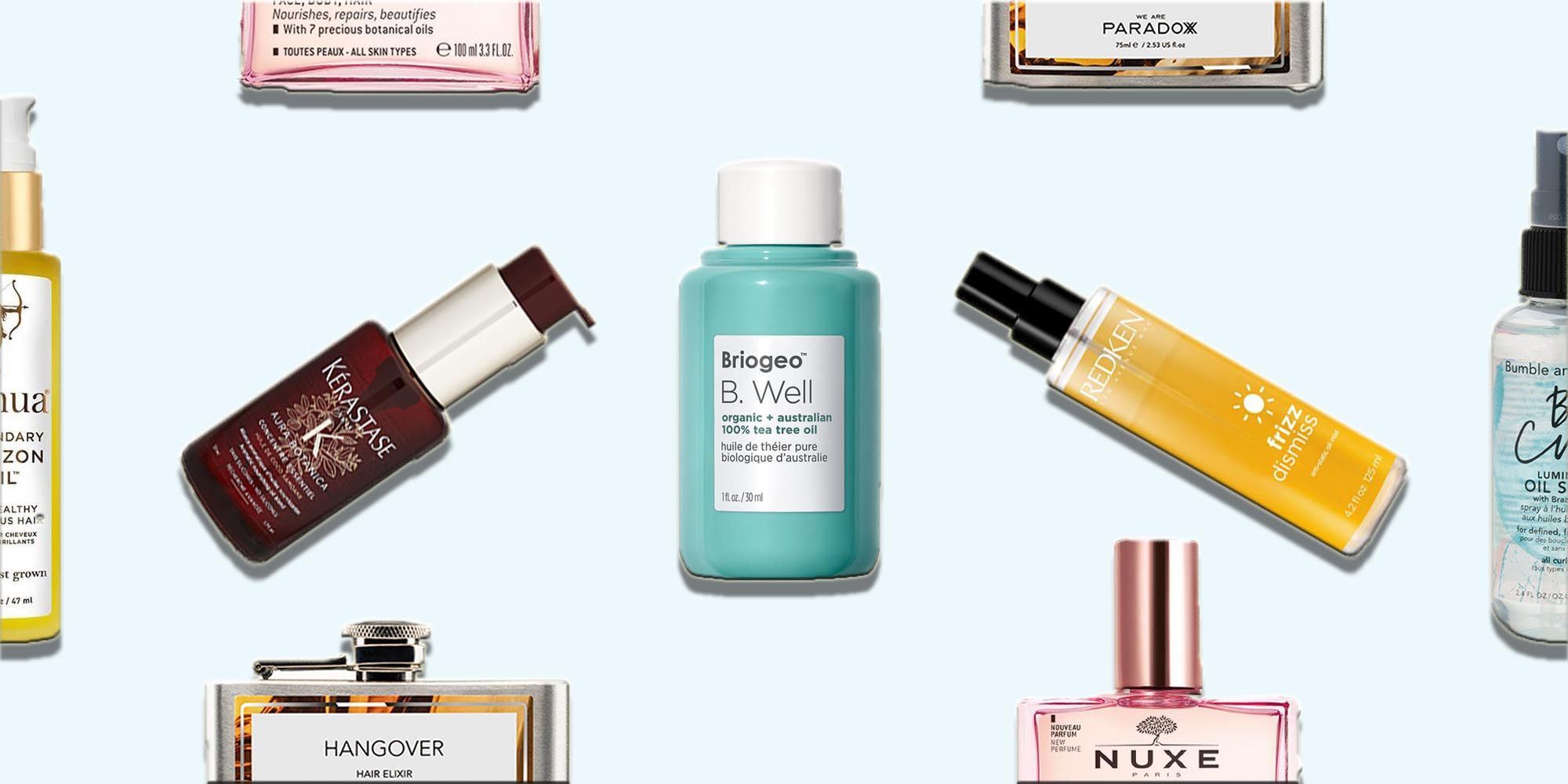 The best hair oils