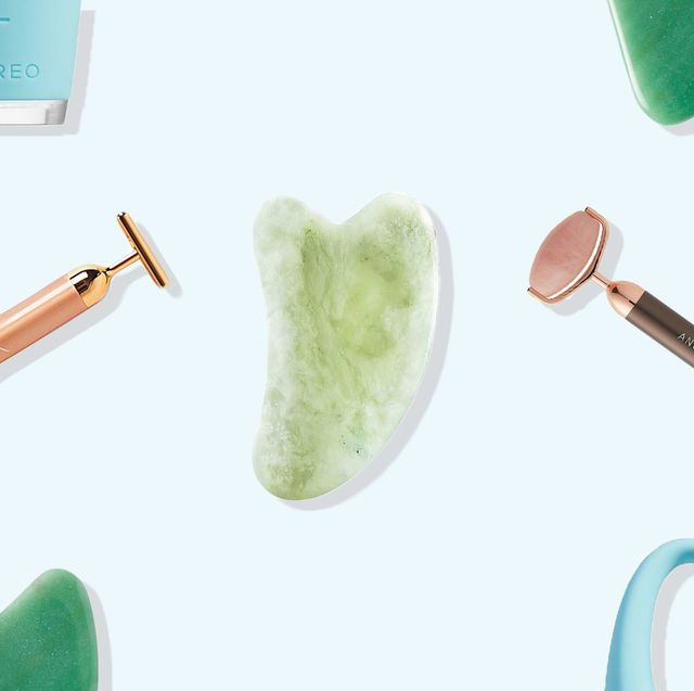the best jade rollers and facial massage tools