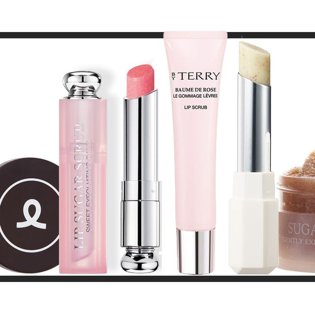 the best lip scrubs