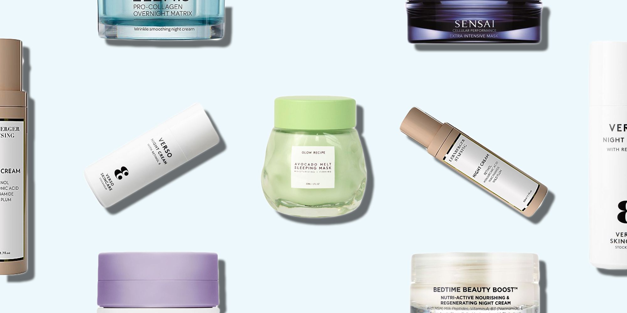 ELLE Edit: The 10 Best Night Creams For Every Skin Type