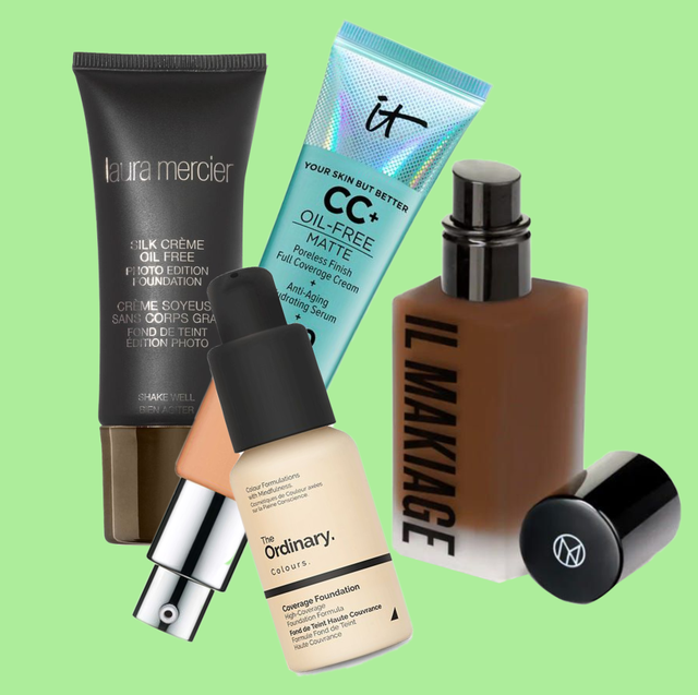 10 Best Oil Free Foundations That Won T