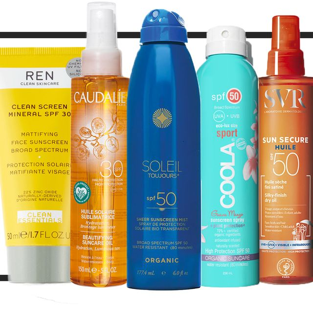 The best reef-safe sunscreens