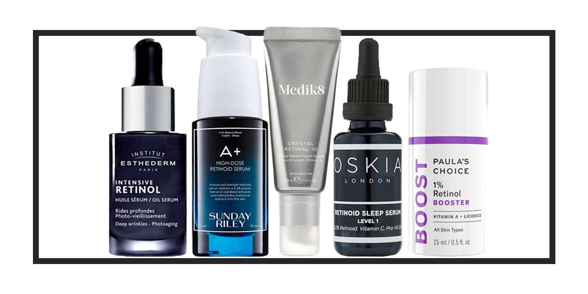 The 12 best retinol serums, creams and oils