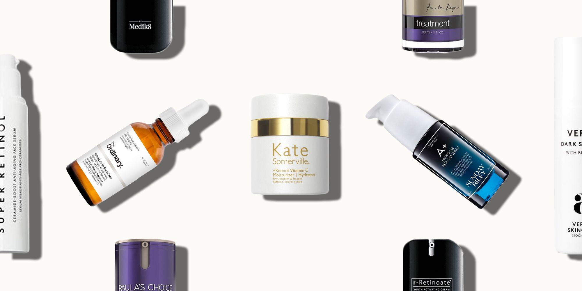 Best Retinol - 10 Top Creams, Oils, Serums And Moisturisers