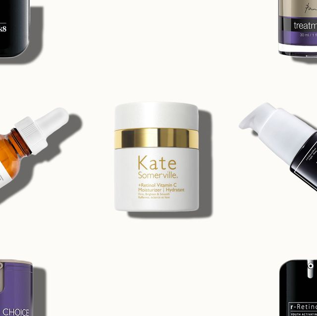 The best retinol skincare
