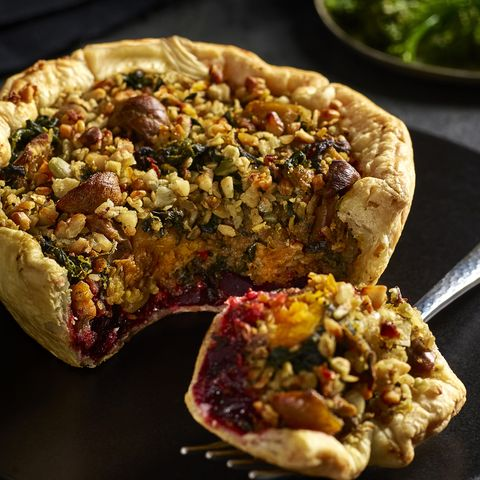 Morrisons Tart Makes For A Tasty Vegetarian Christmas Main