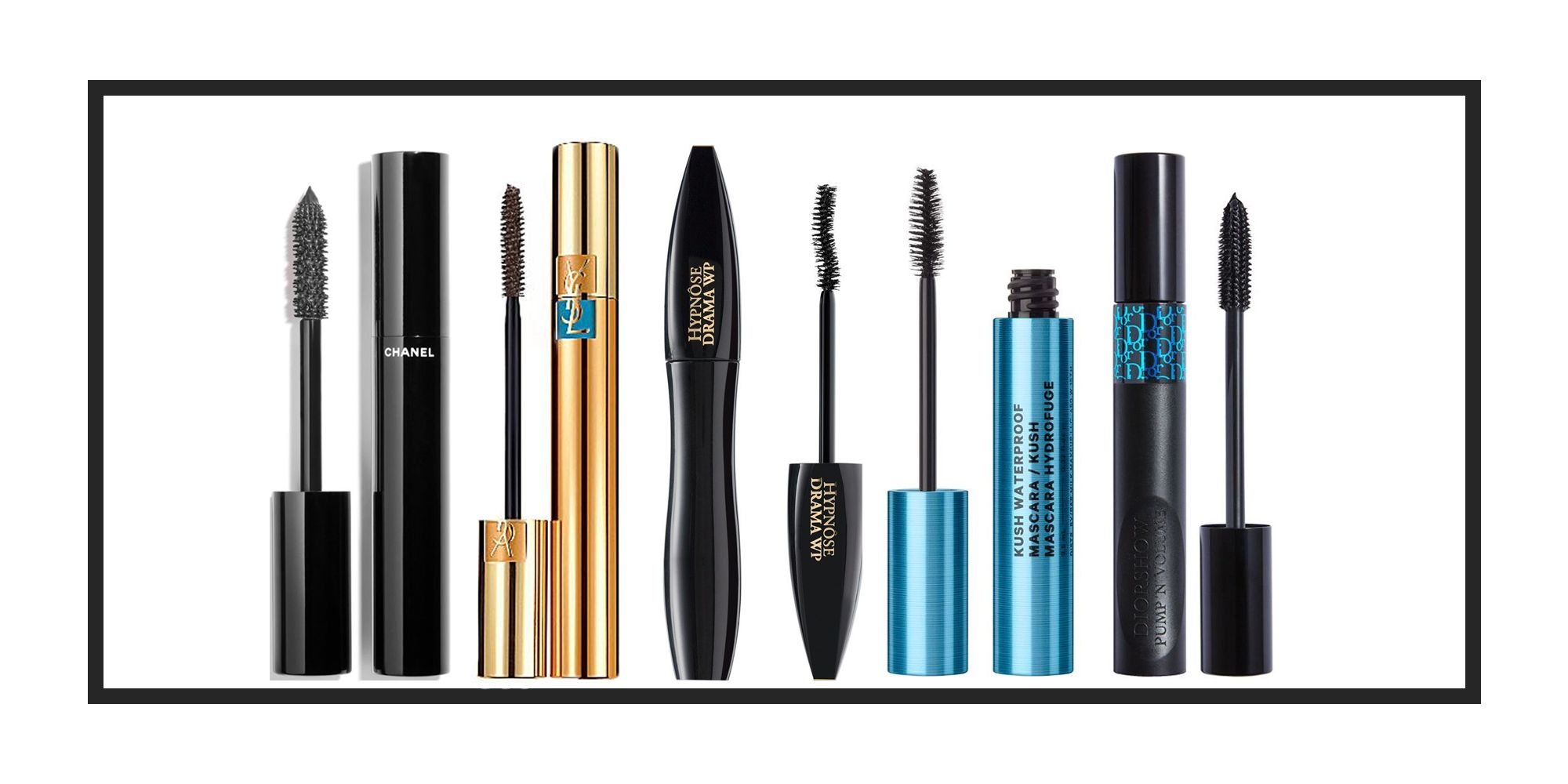 The best waterproof mascaras to try this summer