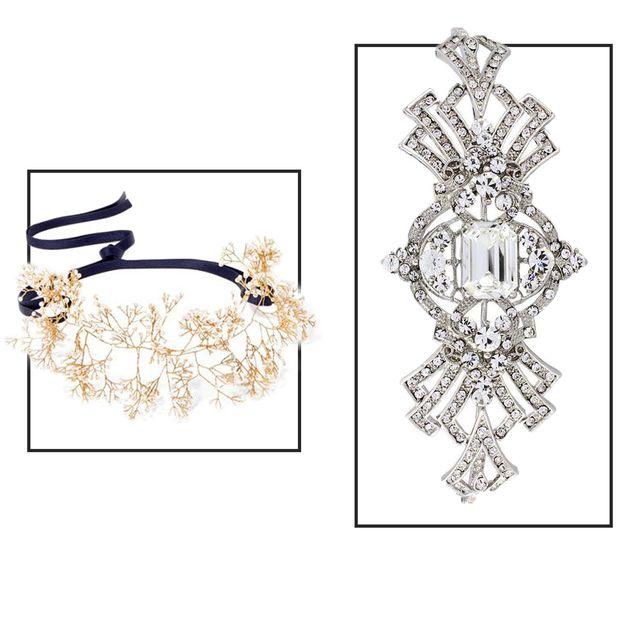 Best Wedding Hair Accessories Bridal Tiaras Headbands And