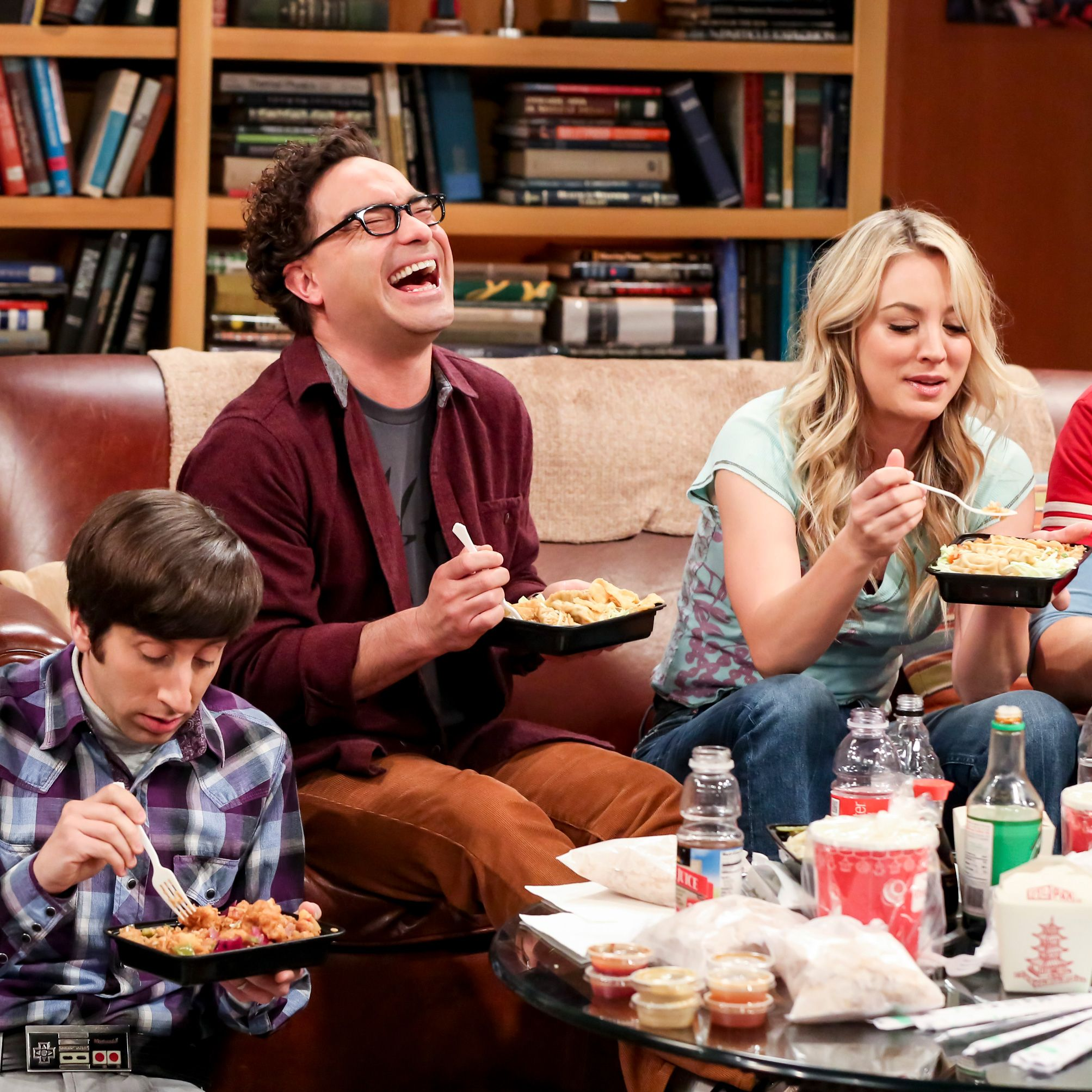 The Big Bang Theory series finale pays tribute to first episode with Penny Easter egg