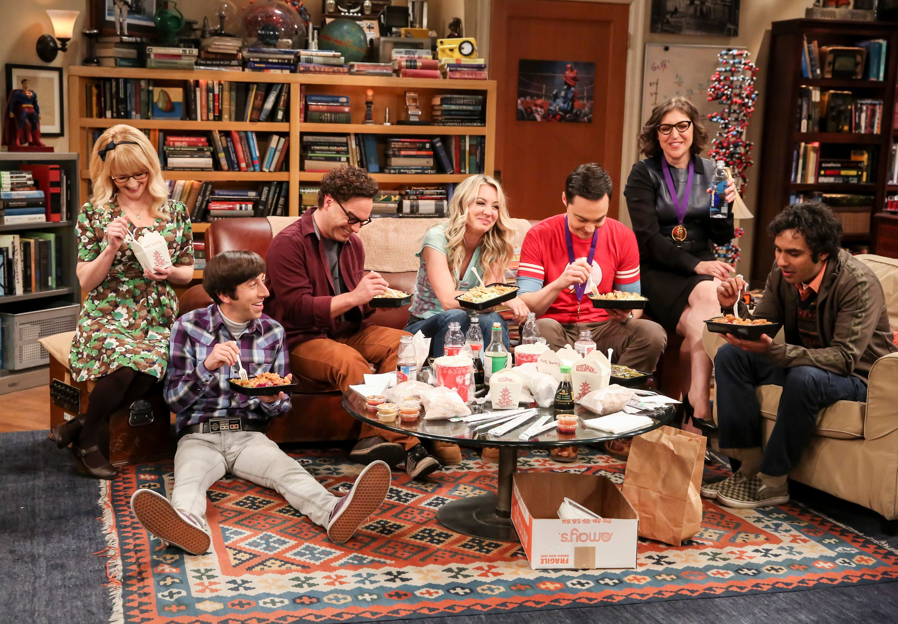 This is when The Big Bang Theory's final season will air on Netflix