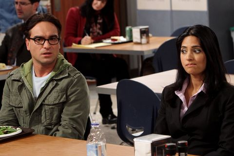 The Big Bang Theory Fans Realise They Missed A Wedding On Show