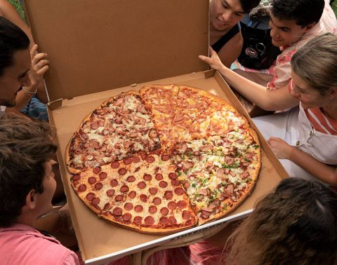 Domino S Australia Is Selling Its Biggest Pizza Ever