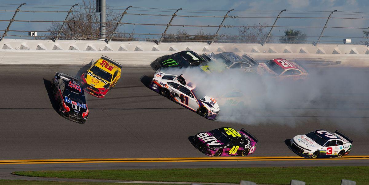 Complete Daytona 500, NASCAR TV, radio schedule for race weekend at Daytona International Speedway