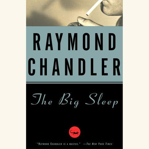 the big sleep, raymond chandler