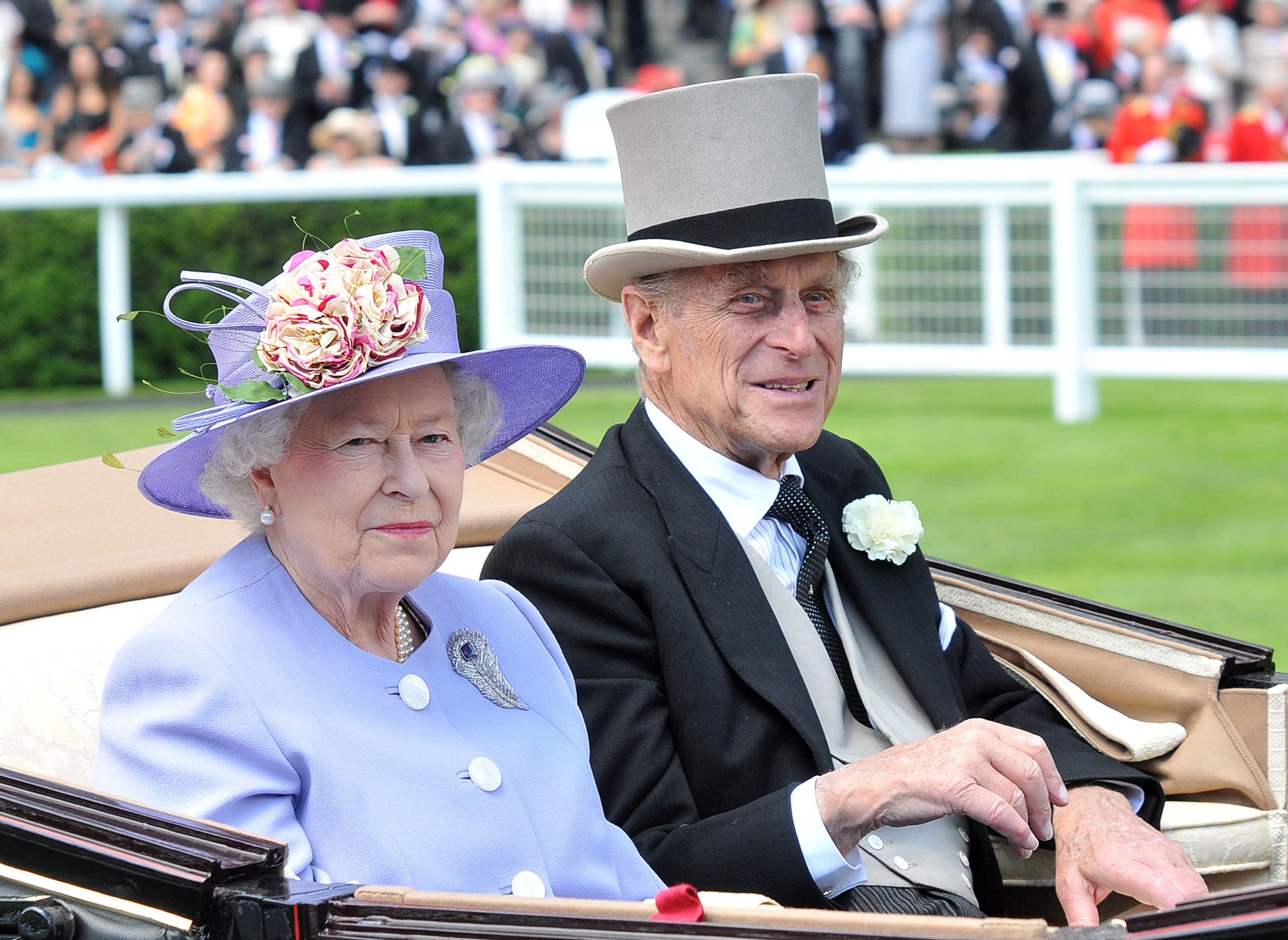 The birthday tradition Prince Philip did every year on the Queen's birthday
