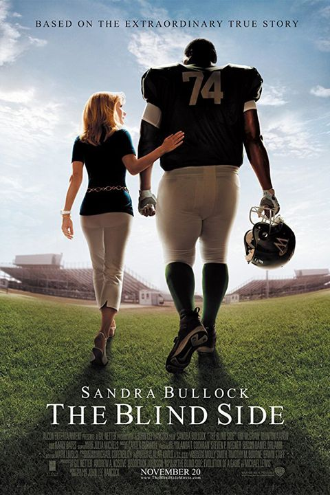 thanksgiving movies for kids the blind side
