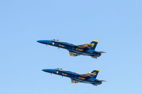 Blue Angels Air Show Live