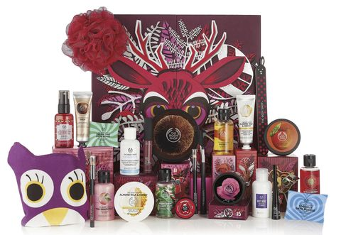 Image result for body shop advent calendar 2018