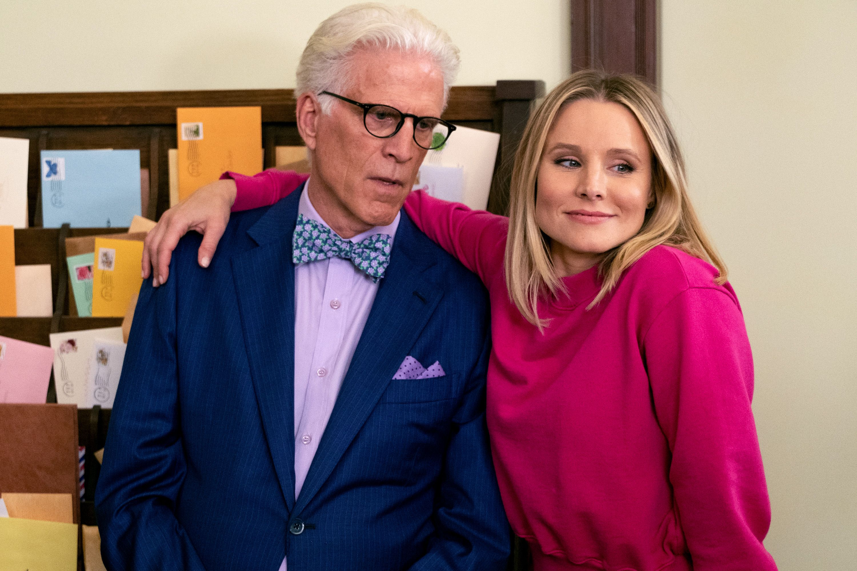 How to Dress Like The Good Place Characters for Halloween