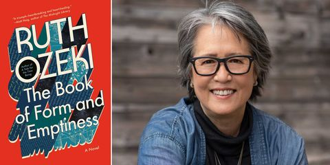 ruth ozeki, the book of form and emptiness