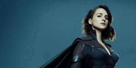 fictional character, superhero, cg artwork, latex clothing, latex,