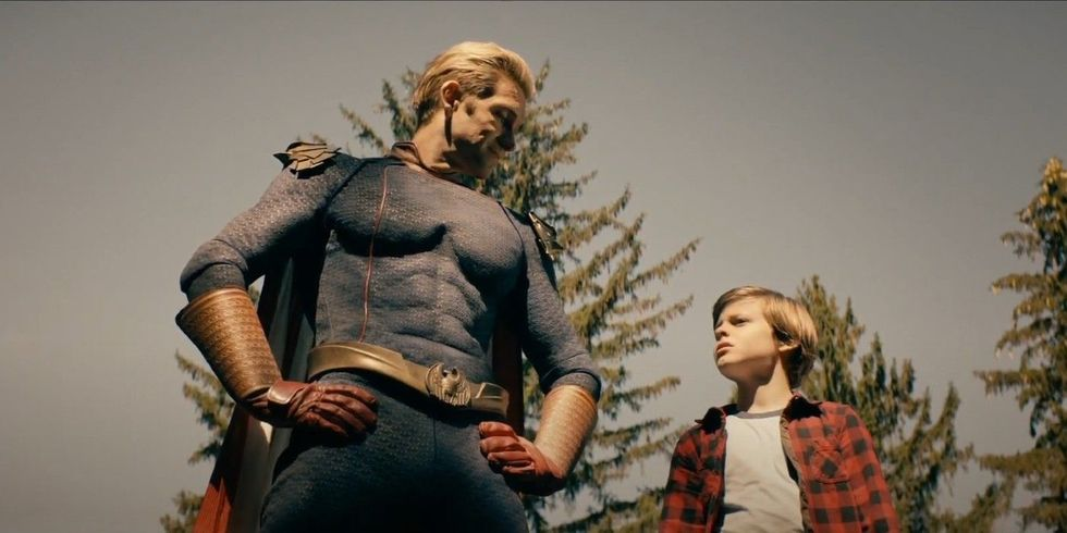This Fan Theory Suggests Ryan Will Defeat Homelander on <em>The Boys</em>