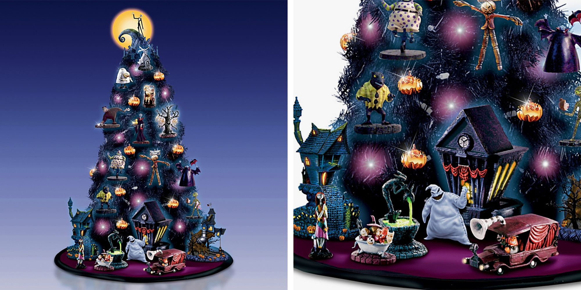 'The Nightmare Before Christmas' Tree