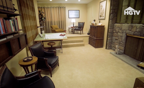 """The Brady Bunch"" House Before and After ""A Very Brady Renovation"" HGTV - Mike's Den"