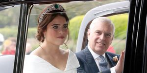 Princess Eugenie Of York Marries Mr. Jack Brooksbank