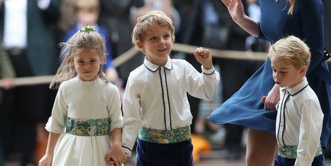 Britain Royals Wedding Eugenie