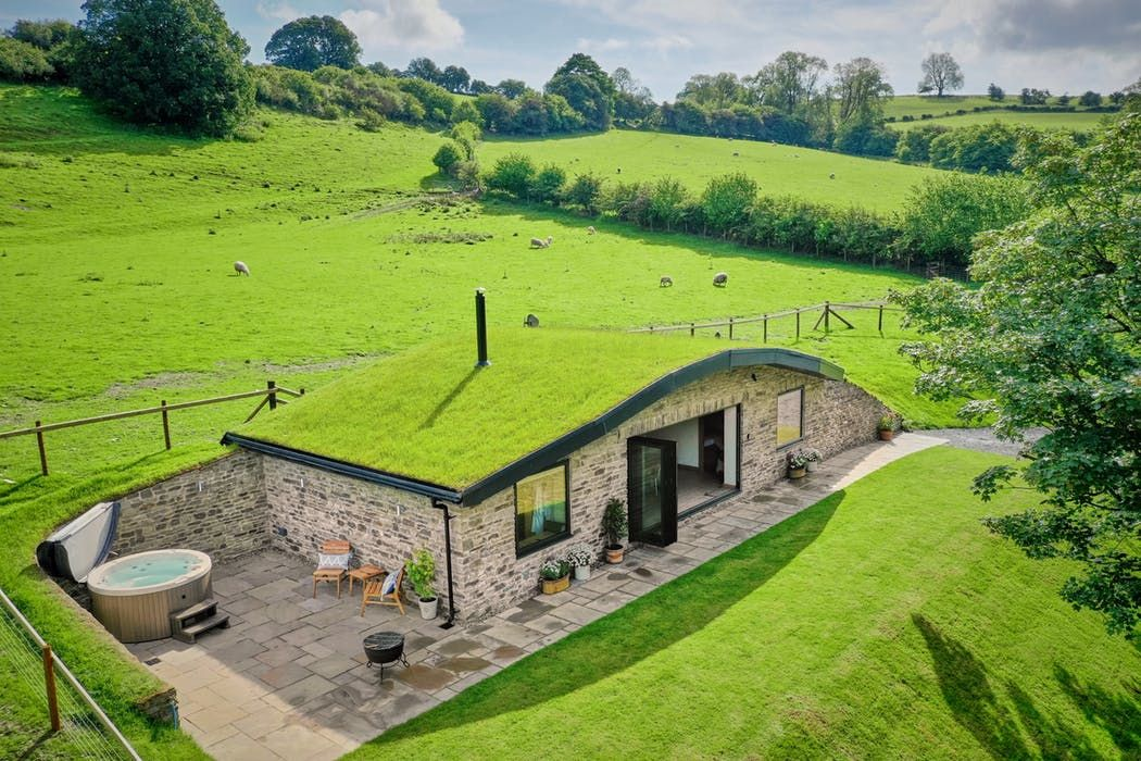 This countryside burrow in Wales is the perfect staycation spot